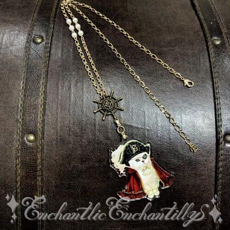 Elegant 海賊キャット〜華麗なるスイカ割り〜JSK&ネックレスセット