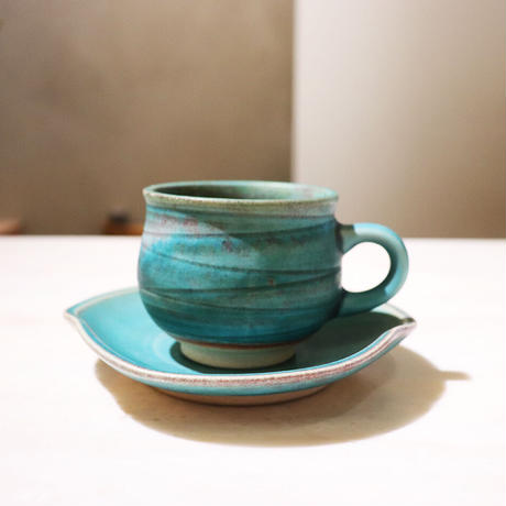コーヒーカップ&ソーサー