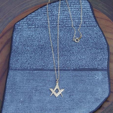 TIME   Emblem Necklace(GOLD)