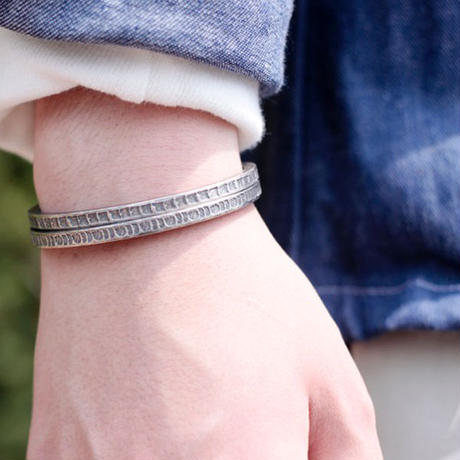 Varde77×THEFT POSITION BANGLE
