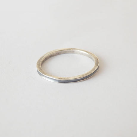 THEFT - narrow reverse round ring