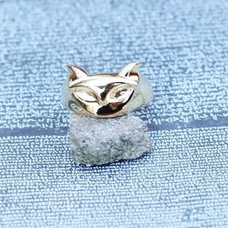 TIME   Cat Ring(GOLD)