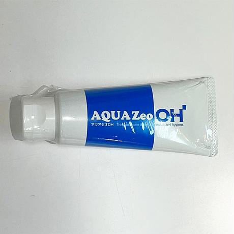 ゼオライト配合の歯磨き粉 アクアゼオ OH 100g