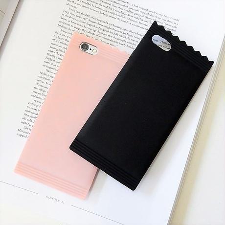 iphone-02311 送料無料! スナック パッケージ風 iPhoneケース