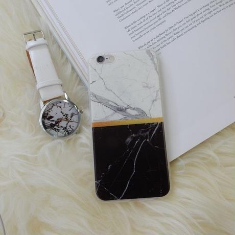 iphone-02150 送料無料! タイプ29 バイカラー 大理石柄 マーブル柄 天然石柄 ストーン柄 iPhoneケース