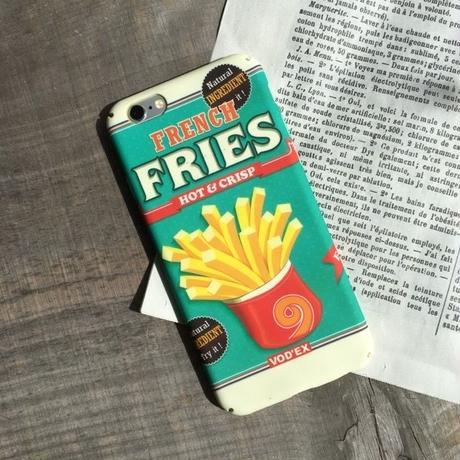 iphone-02211 送料無料! FRIES ポテト iPhoneケース iPhone6ケース