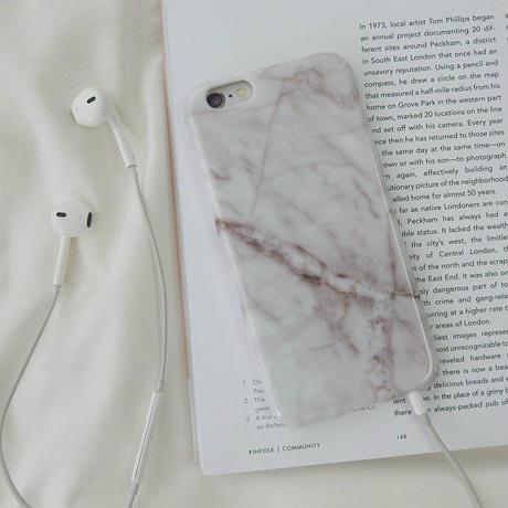 iphone-02039 送料無料! タイプ10 ホワイト 大理石 マーブル柄 天然石柄 iPhoneケース
