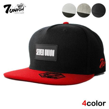 セブンユニオン 7UNION ストラップバックキャップ 帽子 メンズ レディース フリーサイズ IPXY-128