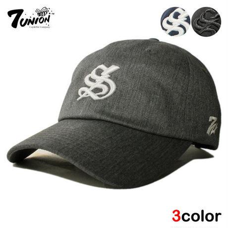 セブンユニオン 7UNION ストラップバックキャップ 帽子 メンズ レディース フリーサイズ IPXY-106
