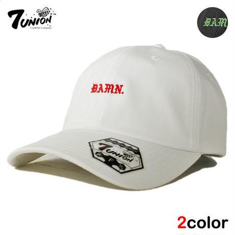 セブンユニオン 7UNION ストラップバックキャップ 帽子 メンズ レディース フリーサイズ IAVW-151