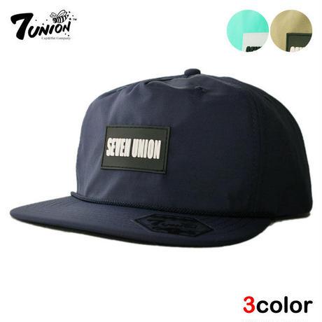 セブンユニオン 7UNION スナップバックキャップ 帽子 メンズ レディース フリーサイズ IPXY-126