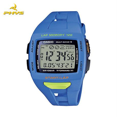 カシオ フィズ 腕時計 メンズ レディース CASIO PHYS 電波 ソーラー 防水 [ 国内正規品 ] STW-1000-2JF