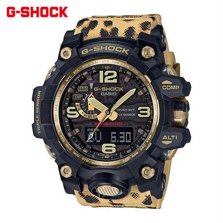 カシオ Gショック WILDLIFE PROMISING コラボ 腕時計 メンズ レディース CASIO G-SHOCK 電波 ソーラー [ 国内正規品 ] GWG-1000WLP-1AJR