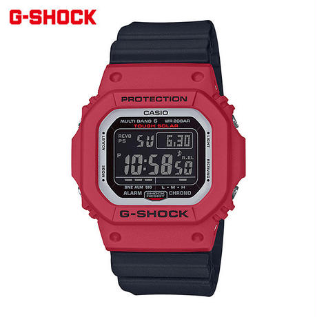 カシオ Gショック 腕時計 ジーショック メンズ レディース CASIO G-SHOCK 電波 ソーラー 防水 [ 国内正規品 ] GW-M5610RB-4JF