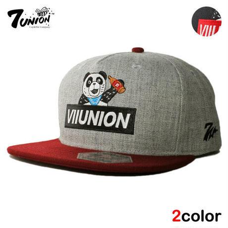 セブンユニオン 7UNION スナップバックキャップ 帽子 メンズ レディース フリーサイズ IPXY-111