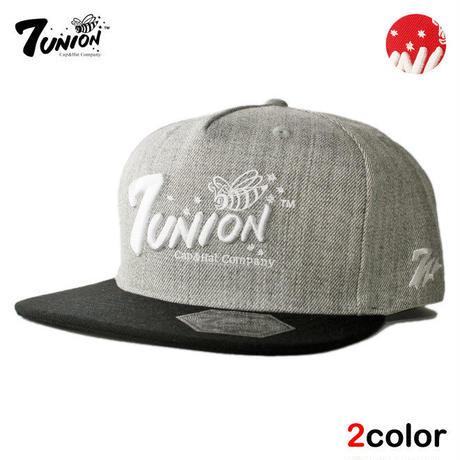 セブンユニオン 7UNION ストラップバックキャップ 帽子 メンズ レディース フリーサイズ 7UB-751