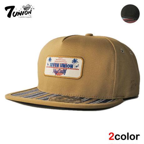 セブンユニオン 7UNION ストラップバックキャップ 帽子 メンズ レディース フリーサイズ IPVW-140