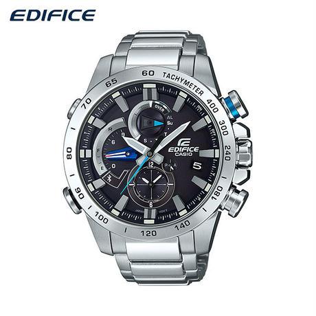 カシオ エディフィス 腕時計 メンズ レディース CASIO EDIFICE 電波 ソーラー 防水 [ 国内正規品 ] EQB-800D-1AJF