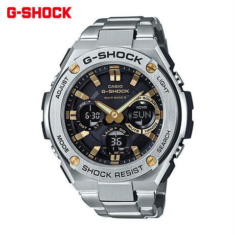 カシオ Gショック 腕時計 ジーショック メンズ レディース CASIO G-SHOCK 電波 ソーラー 防水 [ 国内正規品 ] GST-W110D-1A9JF
