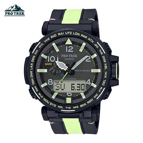 カシオ プロトレック 腕時計 メンズ レディース CASIO PRO TREK ソーラー 防水 [ 国内正規品 ] PRG-650YL-3JF