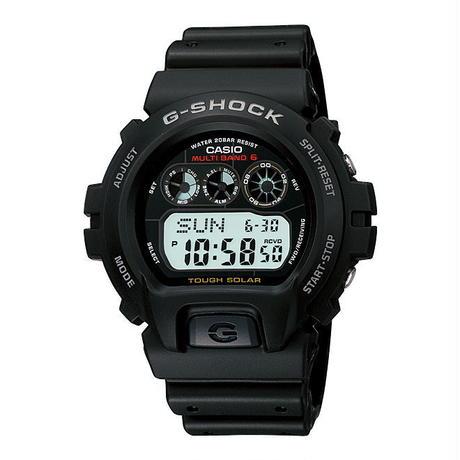 カシオ Gショック 腕時計 ジーショック メンズ レディース CASIO G-SHOCK 電波 ソーラー 防水 [ 国内正規品 ] GW-6900-1JF