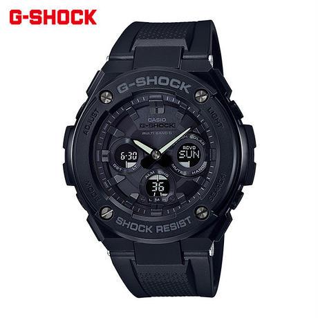カシオ Gショック 腕時計 ジーショック メンズ レディース CASIO G-SHOCK 電波 ソーラー 防水 [ 国内正規品 ] GST-W300G-1A1JF