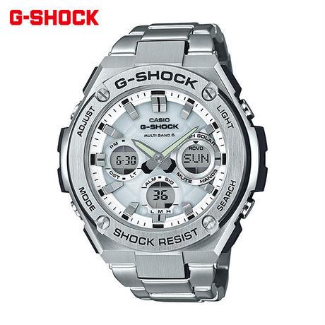 カシオ Gショック 腕時計 ジーショック メンズ レディース CASIO G-SHOCK 電波 ソーラー 防水 [ 国内正規品 ] GST-W110D-7AJF