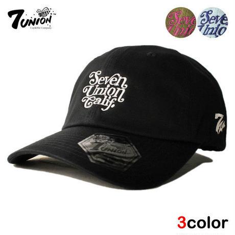 セブンユニオン 7UNION ストラップバックキャップ 帽子 メンズ レディース デニム フリーサイズ IPXY-110