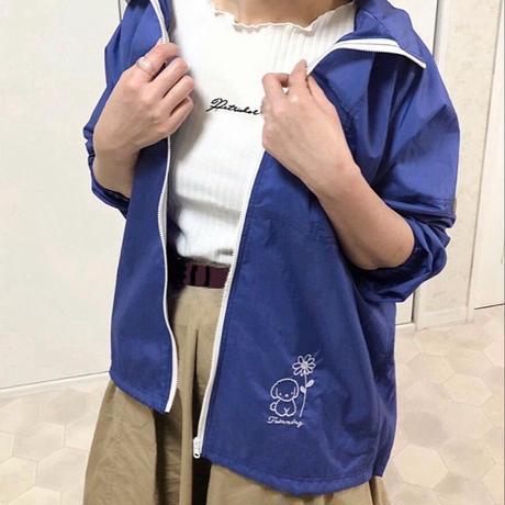 トリミングジャケット