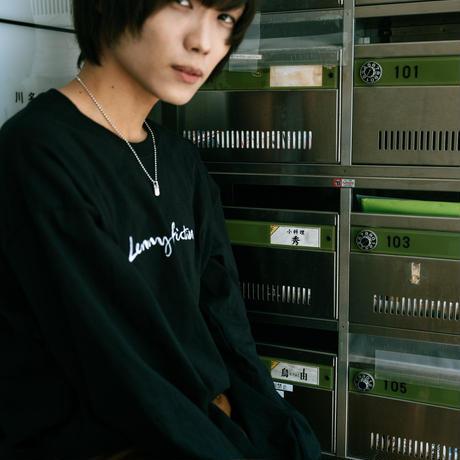 【刺繍LOGO】 Long sleeve T-shirt