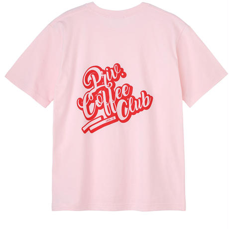 LDCR ×PSC COFFEE CLUB Tee (PINK)