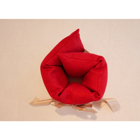 【Xmas限定】子宮温pillow Christmas Red/クリスマスレッド