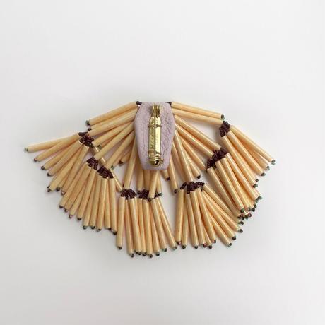 tamas(タマス)ブローチ「Organ」