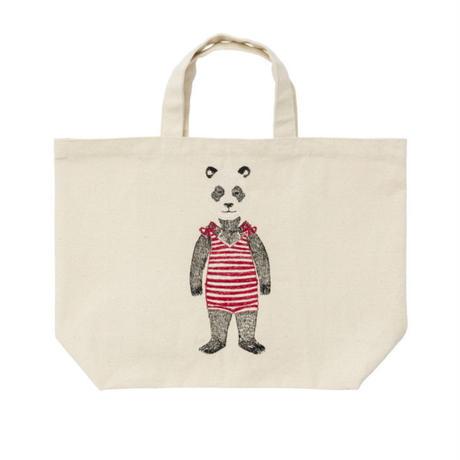 Coral & Tusk/コーラル・アンド・タスク「Panda Tote」パンダモチーフ刺繍トート