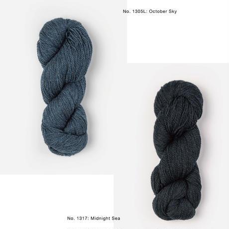 【受注販売】150g かせ - Blue Sky Fibres 「WOOLSTOK - WORSTED」
