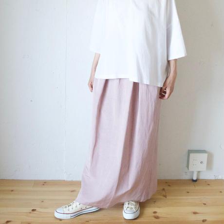 humoresque(ユーモレスク) シャンタン ロングスカート tight skirt
