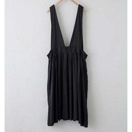 Vlas Blomme(ヴラスブラム)   ラミーテンセル ローン ジャンパースカート 13544501