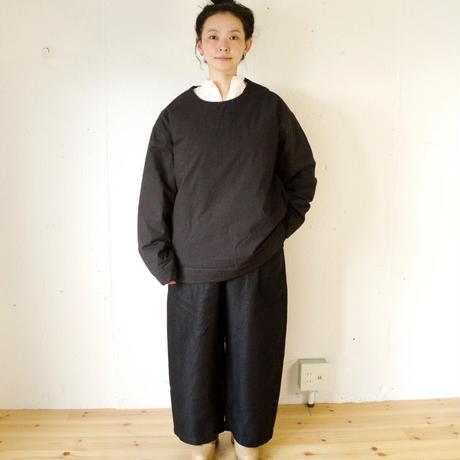 YARMO(ヤーモ)  Quilt Lined Jumper コットンキャンバス 中綿キルティングプルオーバー