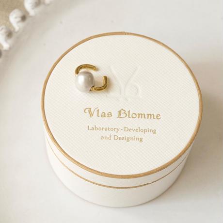 【3営業日以内に発送】Vlas Blomme(ヴラスブラム) Stone Ear Cuff 天然石イヤーカフ(片耳)31562701