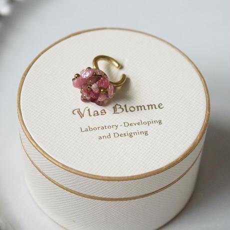 Vlas Blomme(ヴラスブラム) 天然石イヤーカフ