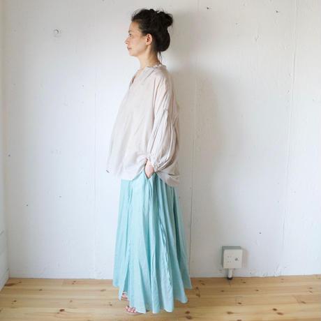 suzuki takayuki( スズキタカユキ) コットンリネン ロングスカート long skirt