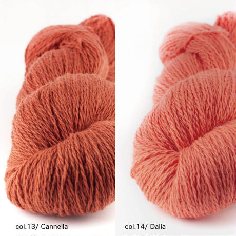 【3営業日以内に発送】mYak 100% Tibetan sheep wool 100gかせ(Sport/ Light DK weight)