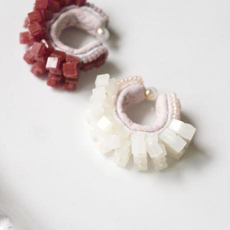 tamas(タマス)イヤーカフ「Candy:Grape / Hakka / Orange」
