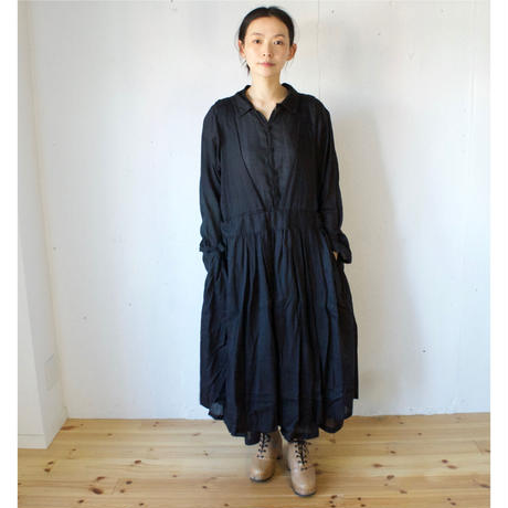Vlas Blomme(ヴラスブラム)   ラミーテンセル ローン ジャンパースカート