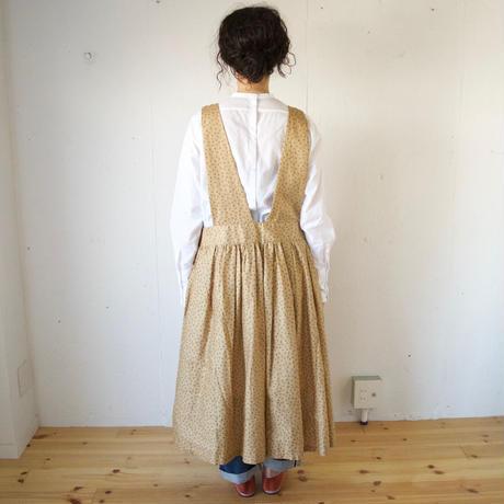 Vlas Blomme(ヴラスブラム) Light Cotton Ramie Elder Flower Print
