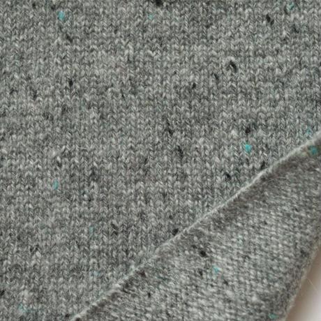 【受注販売 6/6まで】100%カシミヤ ネップ糸「Granite(グラニテ)」