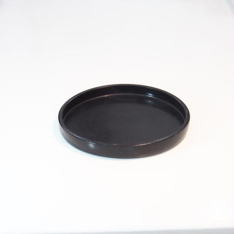 Black Obon tray