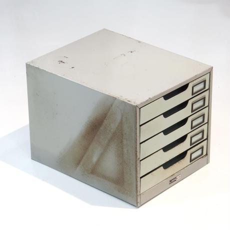 Vintage LION Steelcabinet