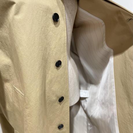Cotton Outerステンカラーコート