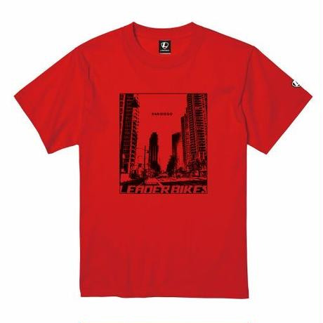 LEADERBIKES プリントTシャツ(210107)